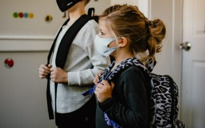 The American Academy of Pediatrics recommends universal masking in schools this fall.