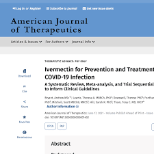 Ivermectin for Prevention and Treatment of COVID-19 Infection: A Systematic Review, Meta-analysis, and Trial Sequential Analysis to Inform Clinical Guidelines
